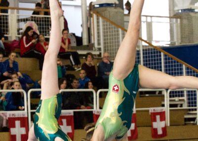 Diane-Oriane- championnat suisse 2016 - 17