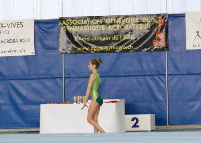 Diane-Oriane- championnat suisse 2016 - 2