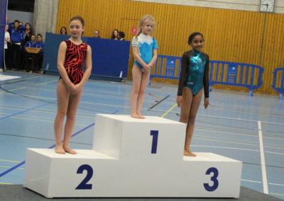 Diane podium1