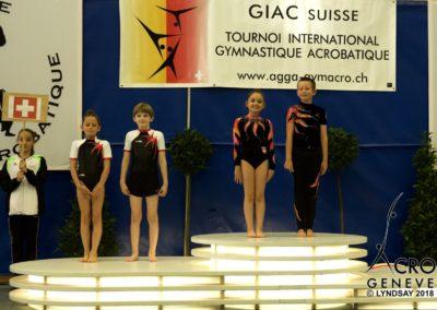 Giac V podium Vendredi - 10
