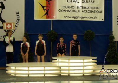 Giac V podium Vendredi - 5